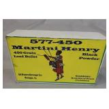 .577-450 Martini Henry 10 Rounds