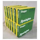 "Remington 12ga Slugger 2-3/4"" 60 Rifled Slugs"