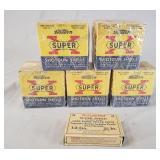 Western Super X 12ga Vintage Shot Shell 129 Rounds