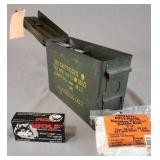 9mm Luger Wolf Steel Case - 700 Rounds