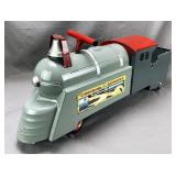 Lightning Express Tin Toy Ride On Train