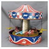 Wolverine Tin Lithograph Merry-Go-Round