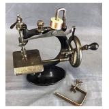 Little Comfort Improved Cast Iron Sewing Machine