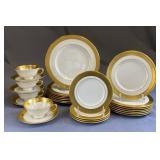 Lenox Westchester Porcelain Partial Dinner Service