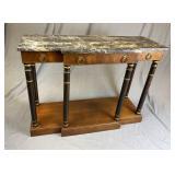 French Empire Console Table Fine Arts Furn. REO