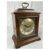 Seth Thomas Mahogany Carriage Clock with Chime