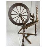 Antique Spinning Wheel REO