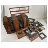Burke & James Studio Bellows Camera & Parts