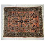 """Hand Knotted Persian Carpet 52"""" x 41"""""""