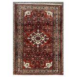Hand Woven Oriental Carpet Borchalou Iran