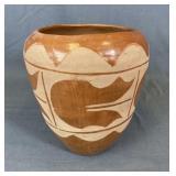 Southwest Native American Redware Pottery Vessel