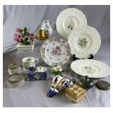 Group of Decorative Porcelain and Smalls