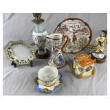 Group of Vintage Asian Porcelain