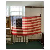 45 Star American Flag