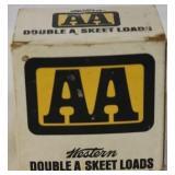 20GA Western Double A skeet Loads