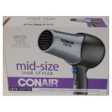 New conair hair dryer