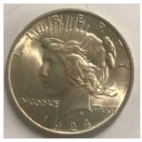 1924 Peace Dollar #2
