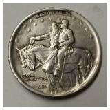 "1925 Commemorative ""Stone Mountain"" Half Dollar"