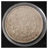 1921 P Morgan Silver Dollar
