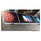 Full Size Folding Beer Pong Table
