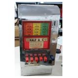 Old Pull Tab Machine
