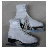 Old Pair of Ice Skates