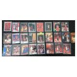 25 - Michael Jordan Basketball Cards