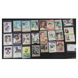 25 - Star Baseball Cards