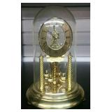 Kundo-Quartz West German Mantle Clock