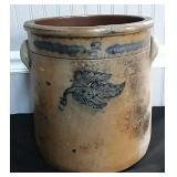 Old Salt Glazed Crock
