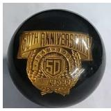 50th Anniversary Nascar Shift Knob & Flag
