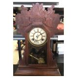 Waterbury Antique Kitchen Clock