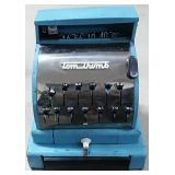 Blue Tom Thumb Cash Register