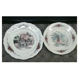 2 - French Plates