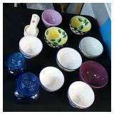 Santo & Hausenware Bowls, etc