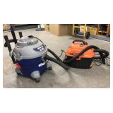 2 - Shop Vacuums