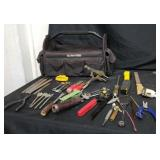 Ultra Steel Tool Bag w/ Tools