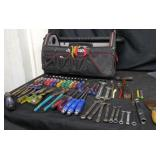 Husky Tool Bag w/ Tools