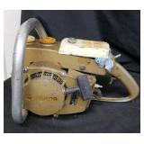 Vintage Montgomery Wards & Company Chainsaw