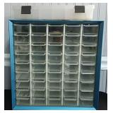 Lg. Small Parts Organizer & 1 Sm. Organizer