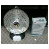 Presto Heat Dish + Duracraft Heater
