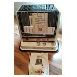 Kero-Sun Kerosene Radiant Heater, 9600 BTU