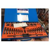 Pittsburgh Forge 45 Piece Sae Tap & Die Set