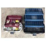 Flambeau Tackle Boxes w/ Some Tackle