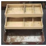 Brown Tackle Box