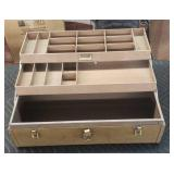 Gold Tackle Box