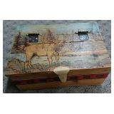 Elk Box w/ Shotgun Shells & Pellets