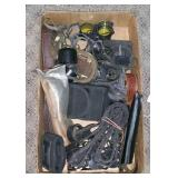 Assortment of Holsters & Other Gun Items
