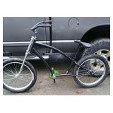 Large Big Tire Beach Cruiser Bike