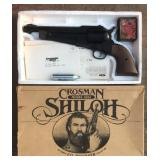 Crosman Model 1861 Shiloh CO2 Pellet Gun